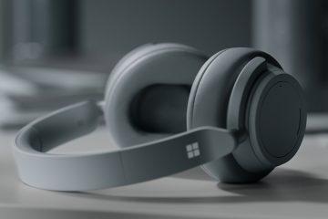 Surface Headphones Microsoft