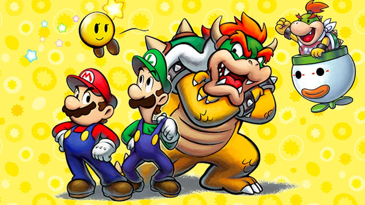Mario&Luigi:Bowser's Inside Story+Bowser Jr.'sJourney