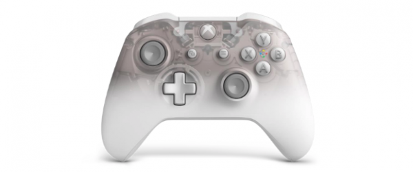 Xbox Controller White Phantom
