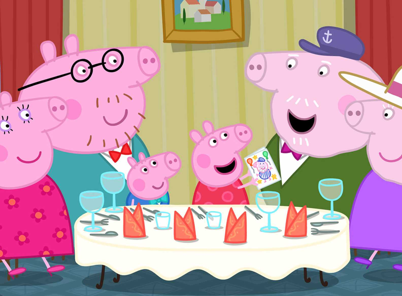 PEPPA PIG AND FRIENDS HIT THE BIG SCREEN – STG
