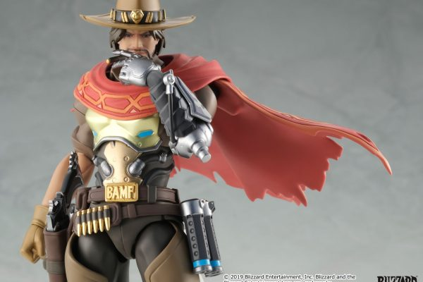 GSC Overwatch McCree