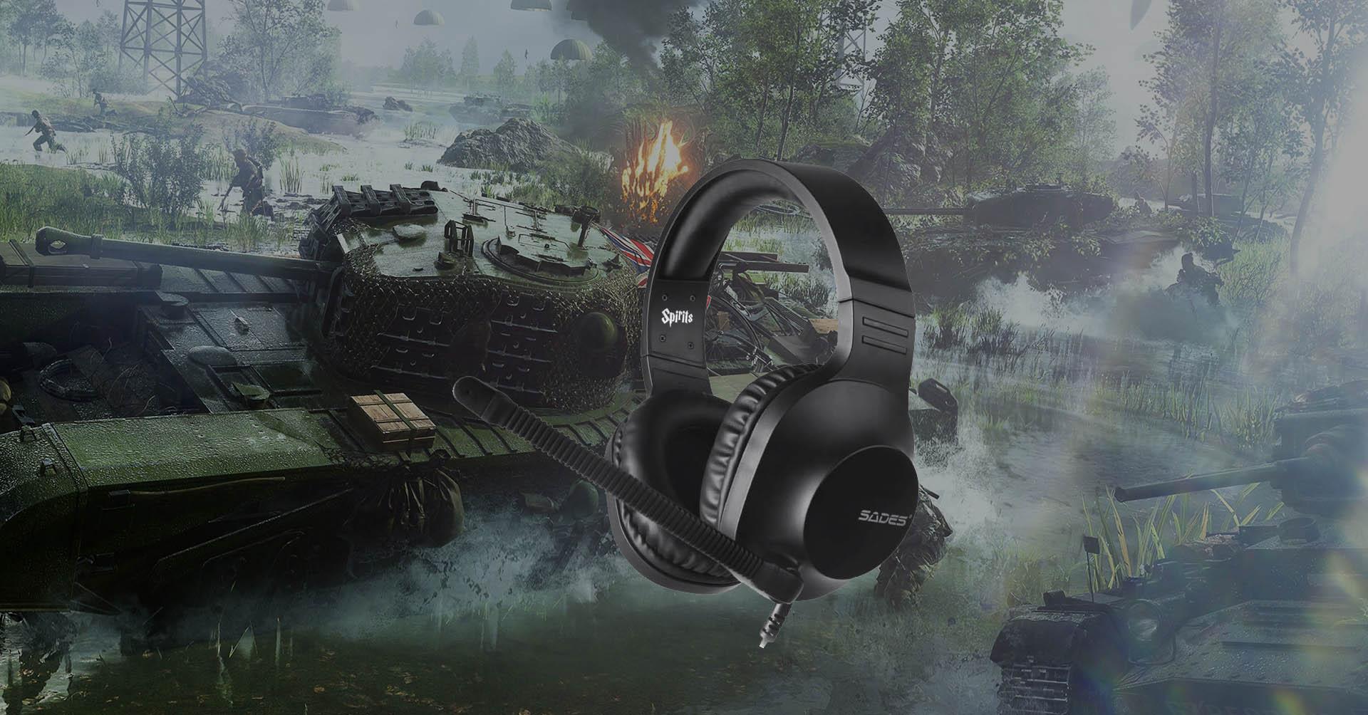 Sades Headset