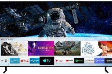 Samsung Apple TV HeroSamsung Apple TV