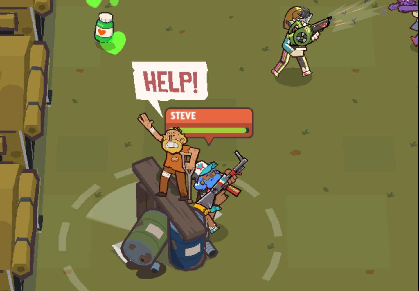 PikPok Zombie Rescue Squad