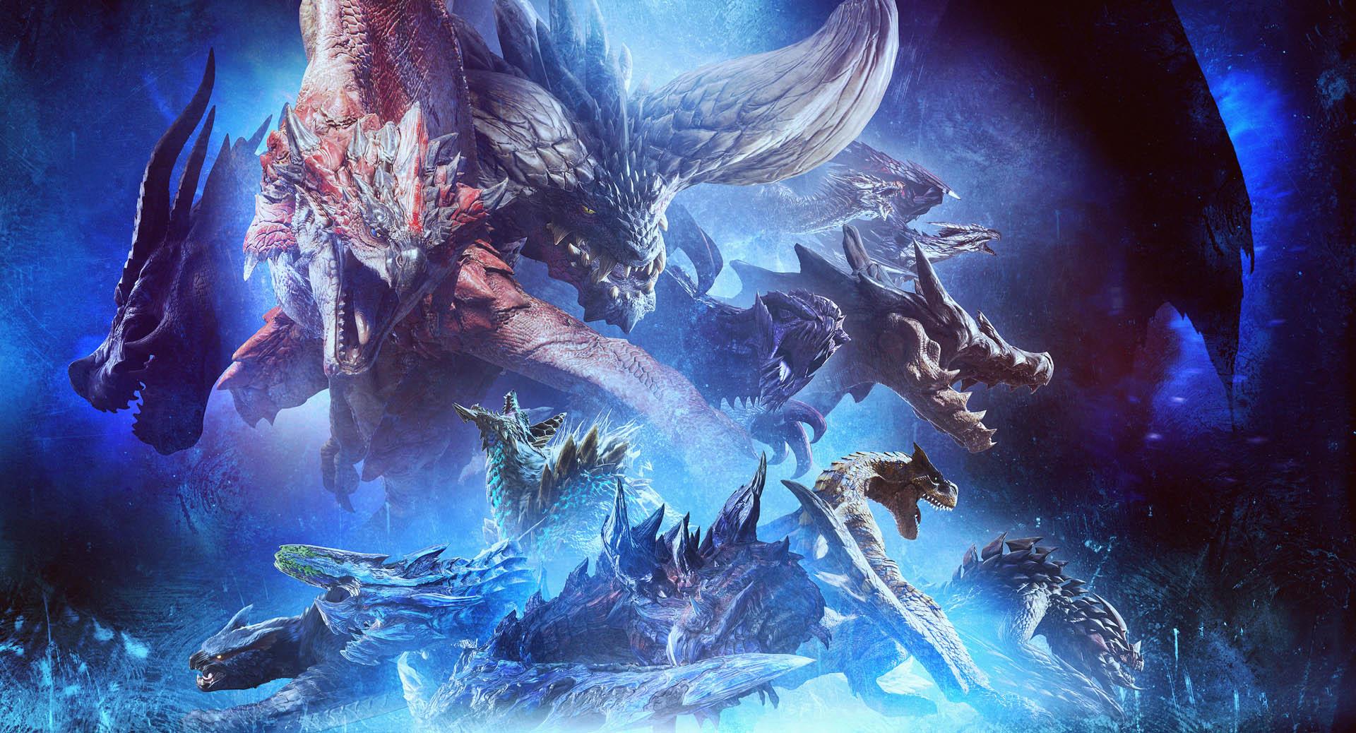 Monster Hunter: Iceborn