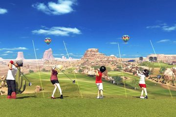 Everybody's Golf PSVR