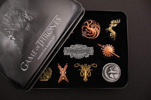Koyo Store Game of Thrones Pins