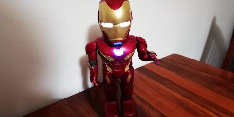Ubtech Iron Man MK5