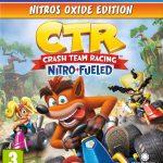 CTR - Nitro Fuelled