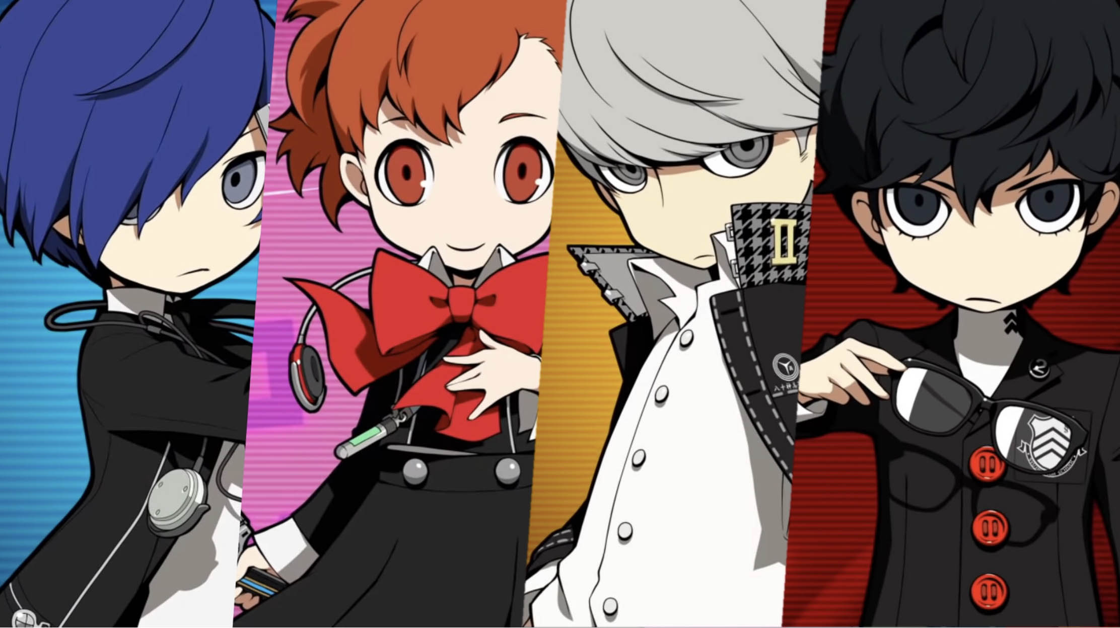 Persona Q2 (3DS) Review – STG