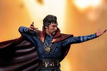 AVENGERS 3: INFINITY WAR - DOCTOR STRANGE 1/10TH SCALE STATUE