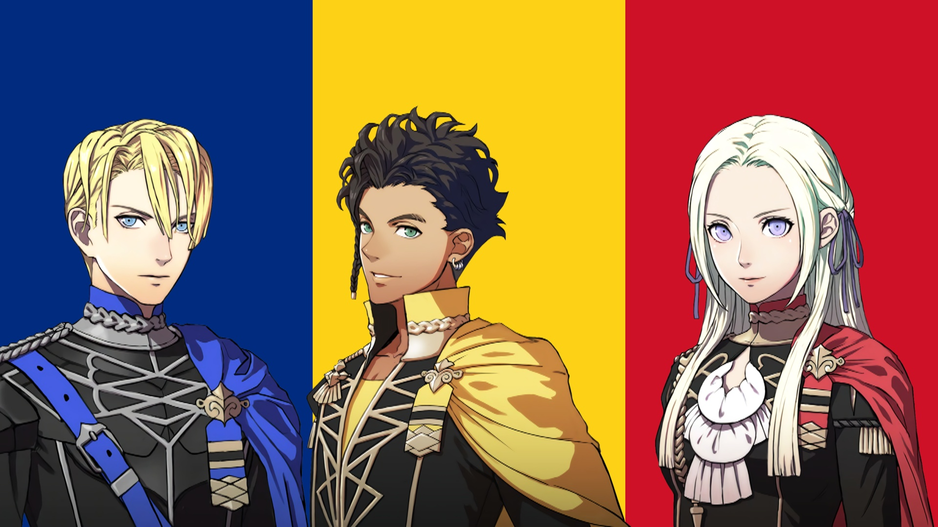 Fire Emblem Three Houses Switch Review Stg