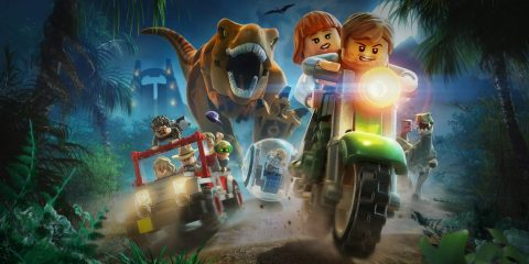 LEGO - Jurassic World
