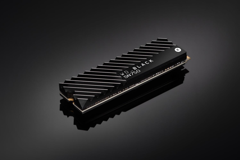 WD_Black NVMe SSD SN750 2TB