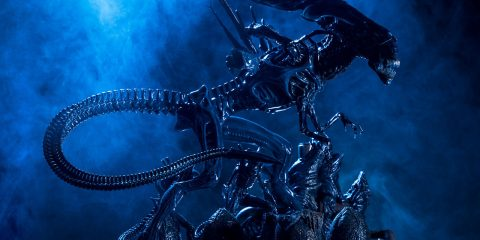 Alien Queen Maquette - Sideshow Collectibles