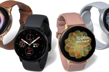 Samsung Active 2 Smartwatch