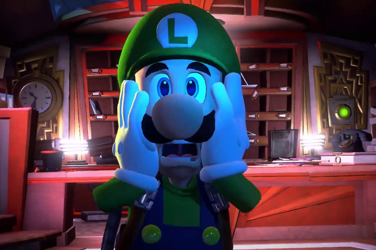 Luigi S Mansion 3 Switch Review Stg