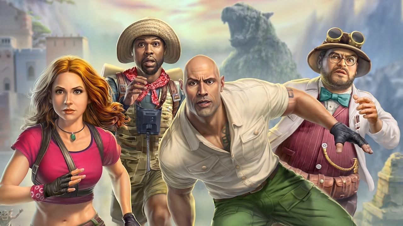 Jumanji - The Video Game