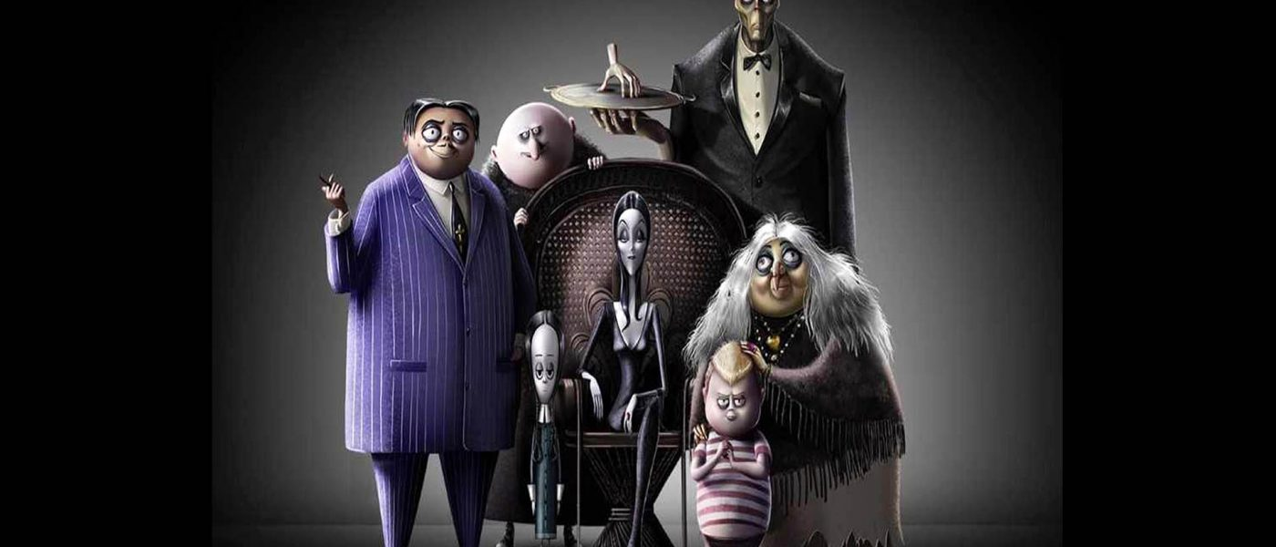 The Addams Family Film 2019