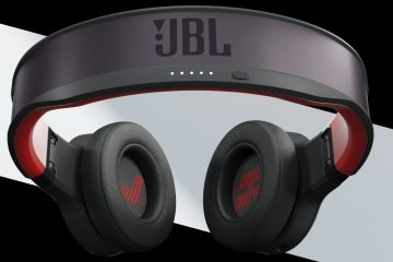 JBL Reflect Eternal Self-Charging Headphones