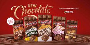 Arnott's Chocolate Range
