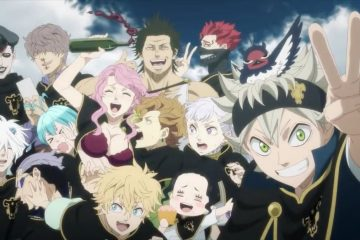 Black Clover - Anime