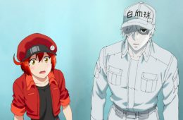 Cells at Work - Anime