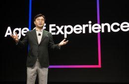 Samsung's HS.Kim Keynote at CES 2020