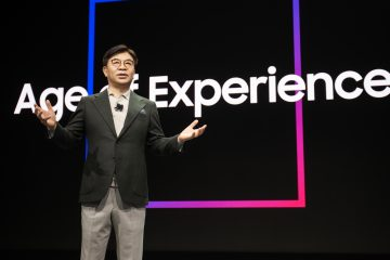 Samsung's HS.Kim Keynote at CES 2020