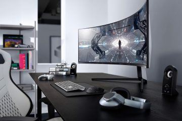 Odyssey Gaming Monitor