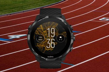 Suunto 7 - Smart Watch WearOS