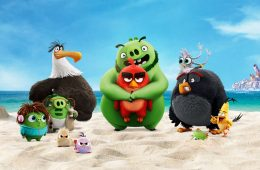 Angry Birds 2 DVD - Giveaway