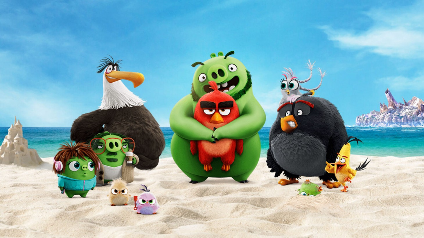 The Angry Birds 2 Dvd Giveaway Stg