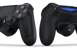 PlayStation Back button