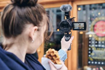 Sony Camcorder FDR-AX43