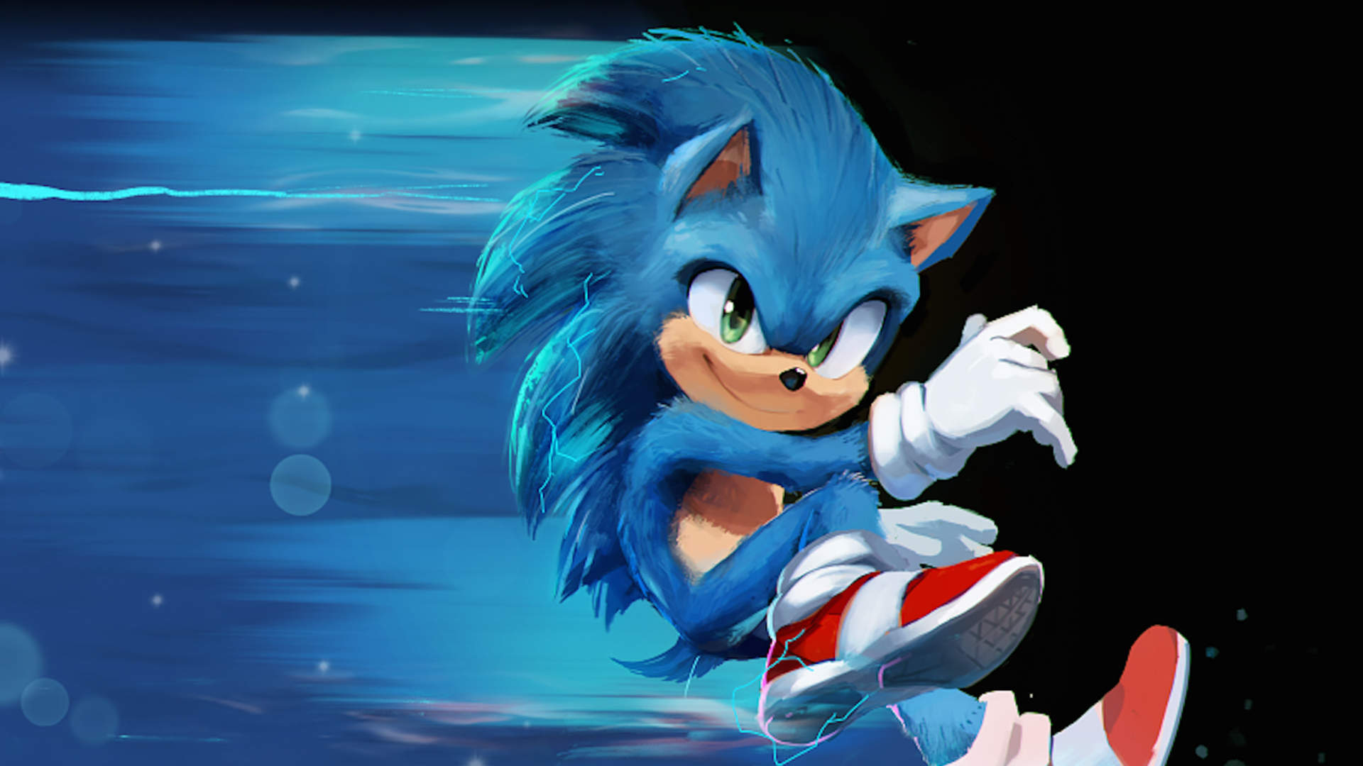 Sonic Paramount Pictures 2020 Review Stg