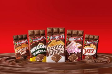 Arnotts Chocolate Range