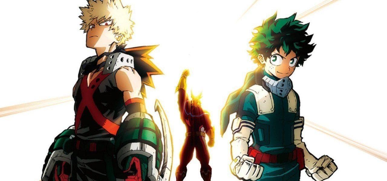 My Hero Academia - Heroes Rising