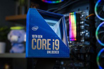 Intel 10th Generation Core Processor