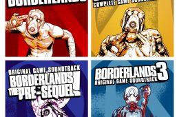 Borderlands Collection on Vinyl