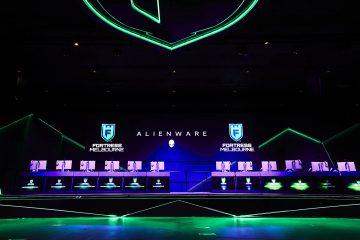 Valorant eSports Alienware Areana