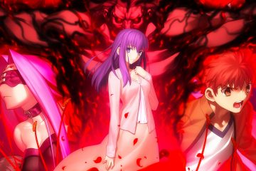 Fate Stay Night - Heaven's Feel II - Lost Butterfly