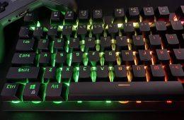 PowerPlay Mechanical-Sense Gaming Keyboard