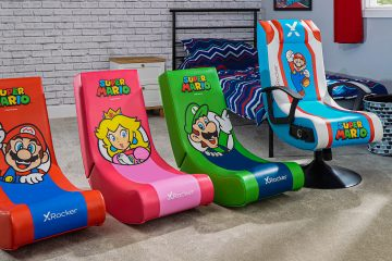 X Rocker Nintendo Gaming Chairs