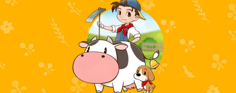 Story of Seasons - Friends of Mineral Town