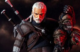 Todd McFarlane - The Witcher III Sction Figure