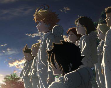 The Promised Neverland - Anime