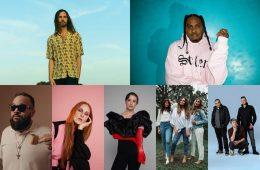Island Australia Music Artists Nominated at Aria Awards 2020