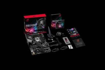 ASUS ROG Strix Z490-E Gaming motherboard