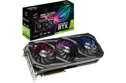Asus ROG Strix Gaming Geforce RTX 3080 OC